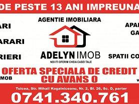Apartament de vânzare 2 camere, în Tulcea, zona C5