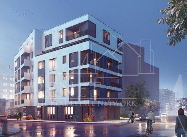 Apartament 3 camere NearCenter Residence Agricultori- Comision Zero - imaginea 1