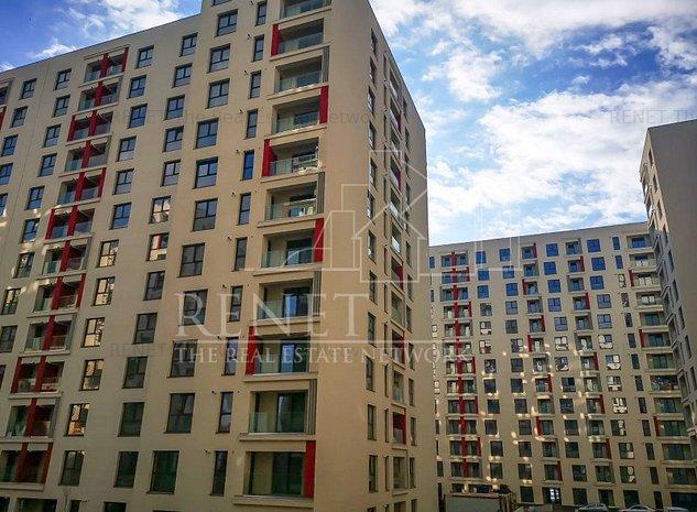 Apartament 2 camere de inchiriat in Cartier nou- Plaza Romania - imaginea 1
