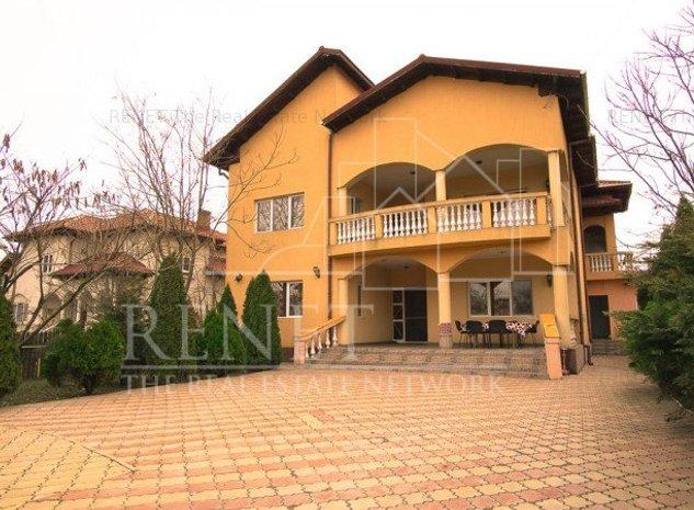 Vila individuala Bolintin Deal zona Ciorogarla - imaginea 1