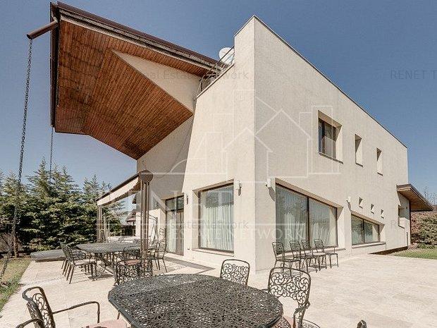 Vila futurista de exceptie in Popesti Euroland Allegria Comision 0% - imaginea 1