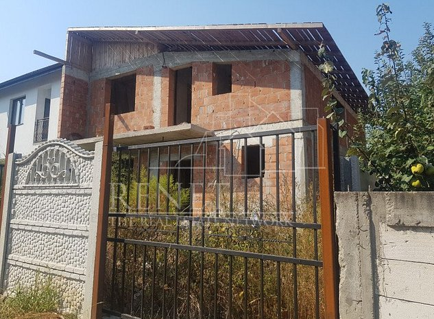 Vanzare vila la pret de apartament, in Popesti Leordeni la 5 minute de Bucuresti - imaginea 1