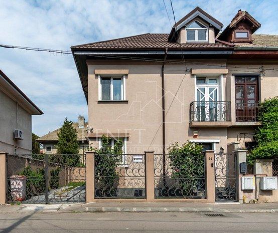 Casa superba- zona ideala - Piata Alba Iulia - 4 dormitoare - imaginea 1