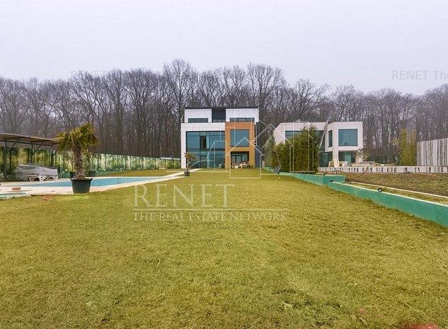 Casa pe care o vrei exista pe malul Lacului Snagov - imaginea 1
