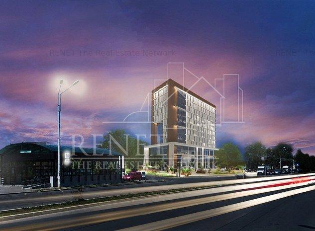 Teren STRADAL pozitionat pe COLT langa METROU pretabil dezvoltarilor imobiliare - imaginea 1