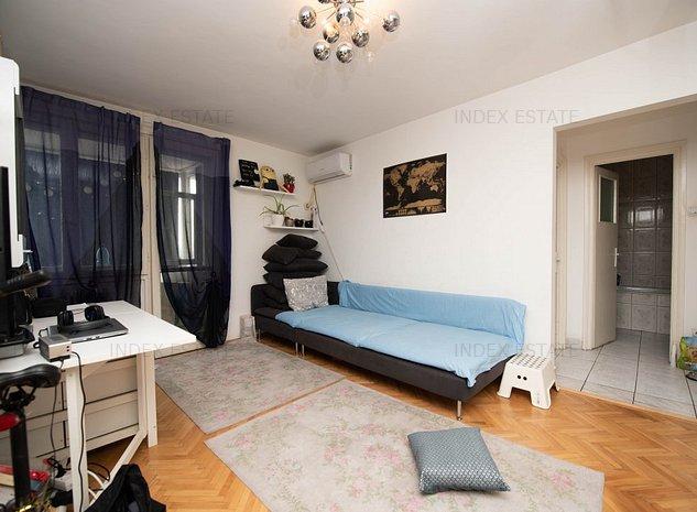 Apartament cu vedere S-V la 30 de metri de Metrou Basarab! - imaginea 1