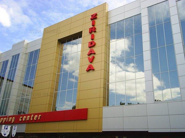 Spatiu comercial in ZIRIDAVA Shopping Center, Parter, 32 mp, comision 0% - imaginea 1