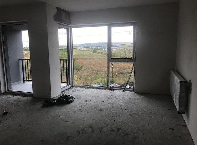 Apartament 1 camera +nisa de dormit  bloc nou finalizat - imaginea 1