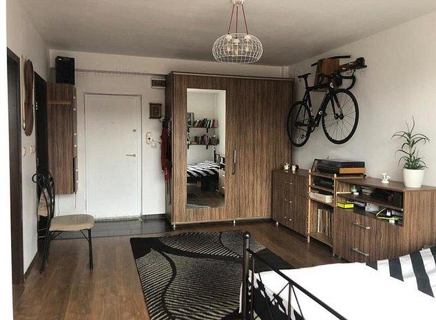Apartament cochet cu 1 camera, Calea Baciului, zona Petron! - imaginea 1
