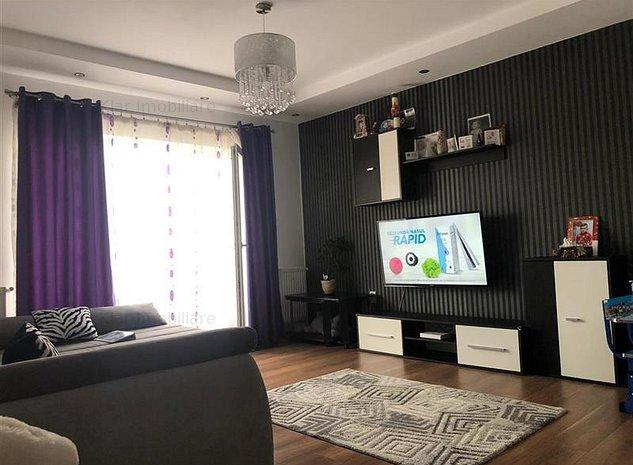 Apartament de vanzare 2 camere, zona centrala a Florestiului! - imaginea 1