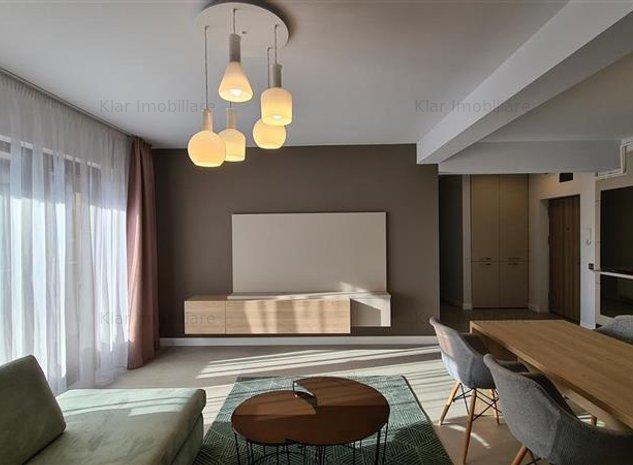 Apartament LUX 3 camere, 76mp,terasa,parcare, Europa, Luminia - imaginea 1