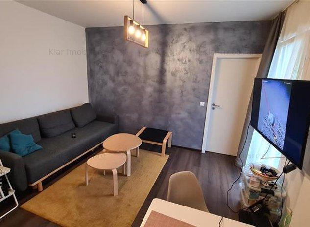 Apartament modern 2 camere semidecomandat Calea Turzii+ Parcare contracost - imaginea 1