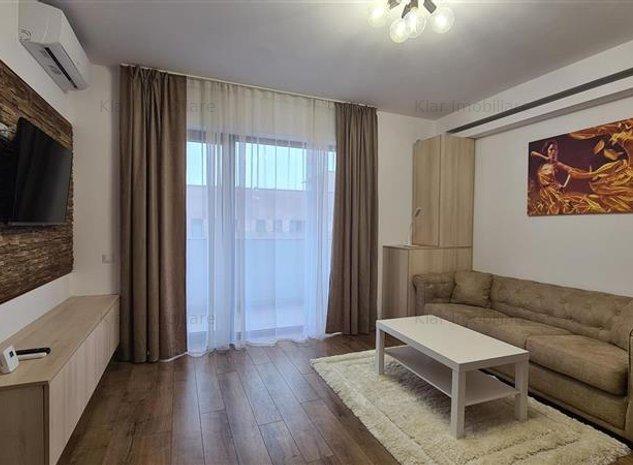 Apartament de LUX, 2 camere, 40mp+10mp balcon+garaj, Zona OMW Calea Turzii - imaginea 1