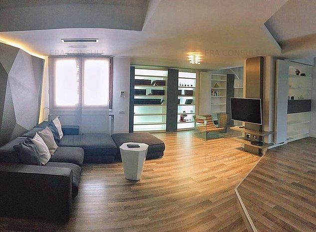 Apartament lux 2 camere Dorobanti - imaginea 1