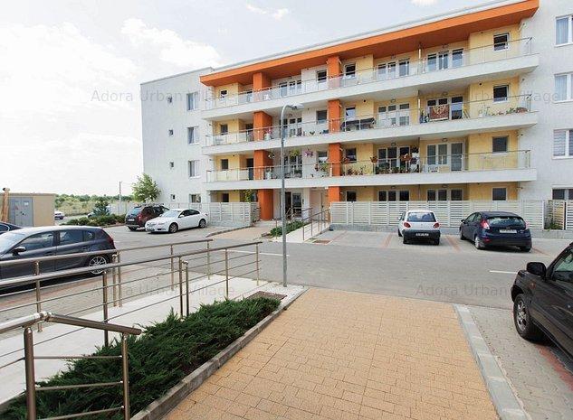 Apartament 2 camere 53mp + balcon 10mp cu incalzire in pardoseala - imaginea 1