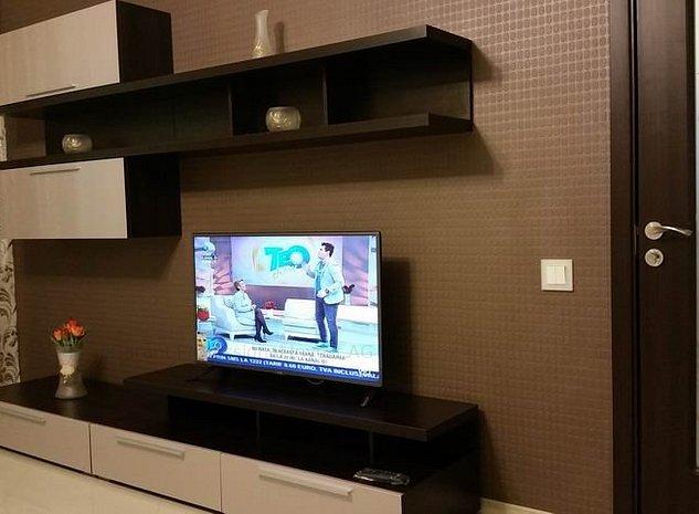 Inchiriez apartament  2 camere lux Craiovei renovat mobilat si utilat  - imaginea 1