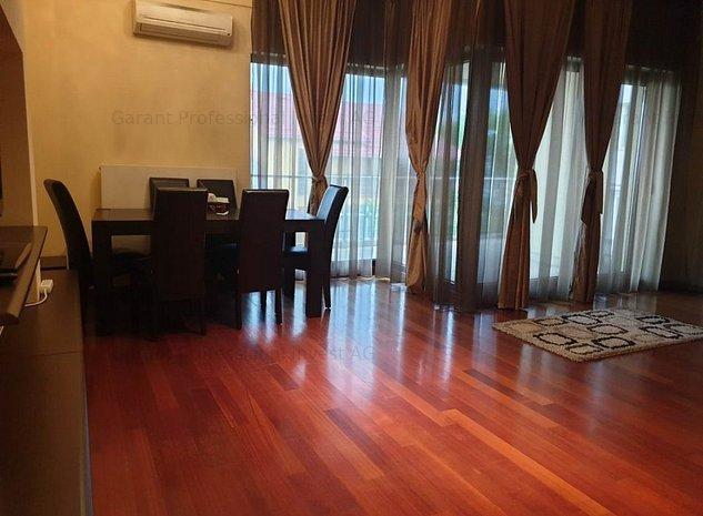 Inchiriez apartament lux de 3 camere in Pitesti, zona Teilor, garaj. - imaginea 1
