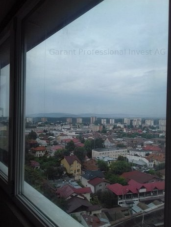 Apartament Ultracentral, spatios, vedere panoramica. - imaginea 1