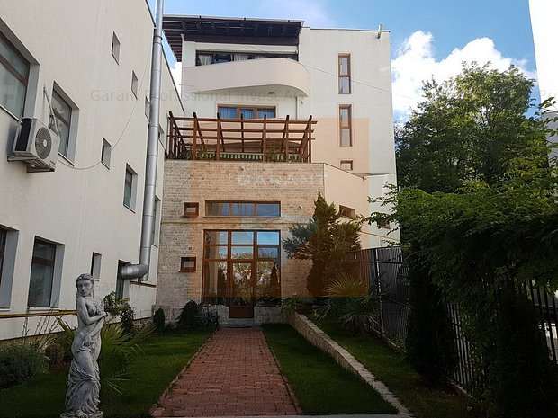 Vila spectaculoasa, arhitectura minimalista, Fr. Golesti - imaginea 1