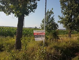 Teren constructii de vânzare, în Ciresu