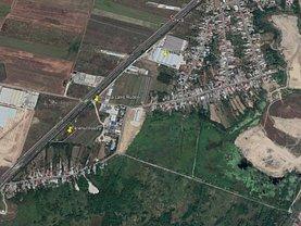 Teren constructii de închiriat, în Bucuresti, zona Chitila