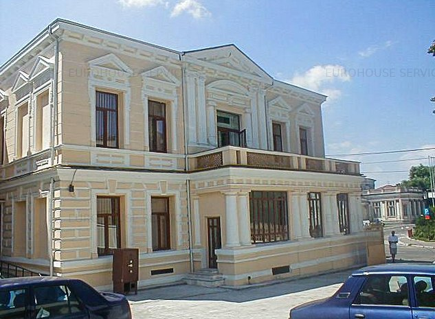 Imobil(vila) cu destinatie de birouri Braila INCHIRIATA - imaginea 1