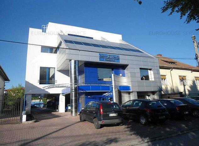 Cladire birouri Timisoara-INVESTITIE - imaginea 1