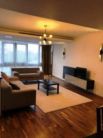 Iancu Nicolae: Apartament cu 3 camere, mobilat si cu loc de parcare subteran - imaginea 1