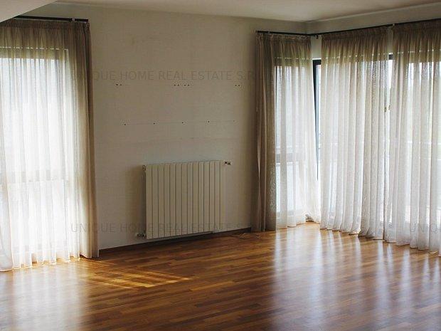 Baneasa: Apartament 3 camere spatios in ansamblu rezidential - imaginea 2