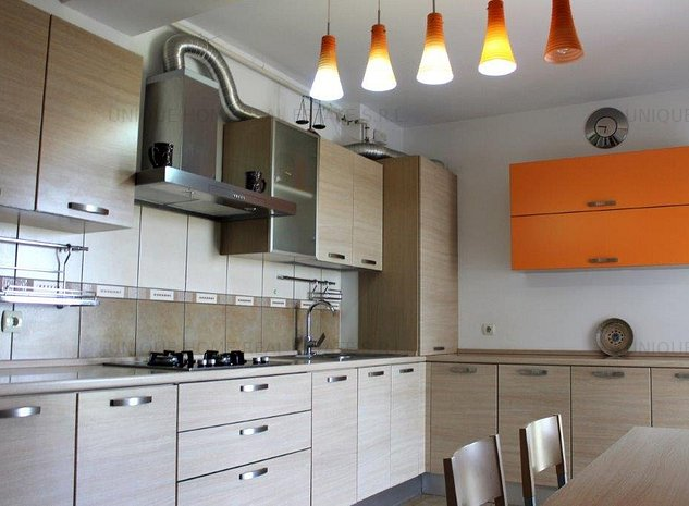 Pipera: Apartament de 3 camere situat in ansamblu rezidential ! - imaginea 1
