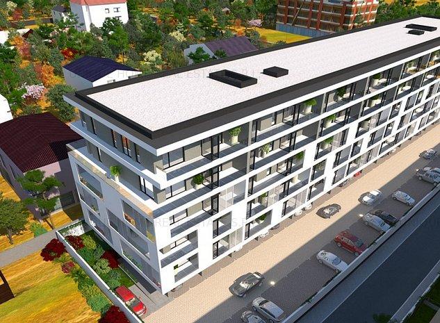 Pipera: Apartamente cu 2 camere, imobil 2021! - imaginea 1