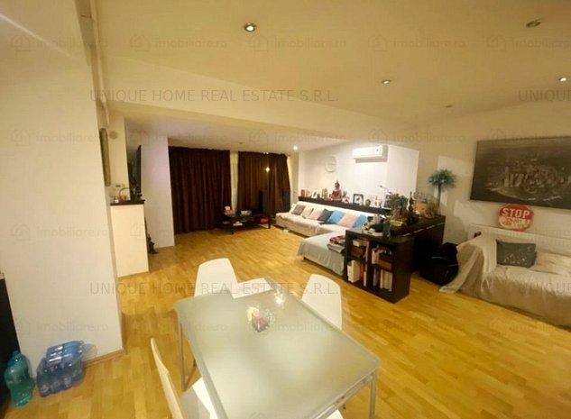 Pipera: OPORTUNITATE !Apartament cu 4 camere - tip penthouse, la etajul 7!  - imaginea 1