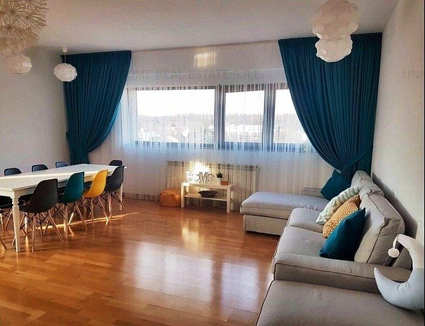 Iancu Nicolae: Apartament spatios cu 4 camere si loc de parcare subteran! - imaginea 1
