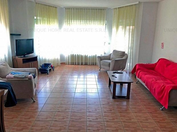 Pipera: Vila individuala de 4 camere in ansamblu rezidential, curte 300 mp - imaginea 2