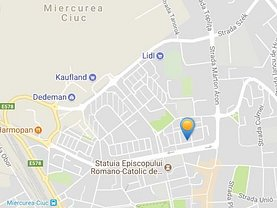Apartament de vânzare 2 camere în Miercurea-Ciuc, Central