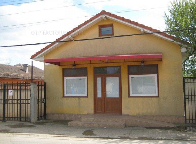R01124 Casa cu teren si spatiu comercial Licitatie 14.01.2020 - imaginea 1