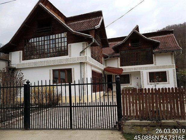 R01337 Casa cu teren Toplita Malureni (fara comision) - imaginea 1
