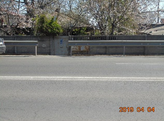 R01858 Teren cu constructii tip grajduri Bariera Traian Galati Licitatie - imaginea 1