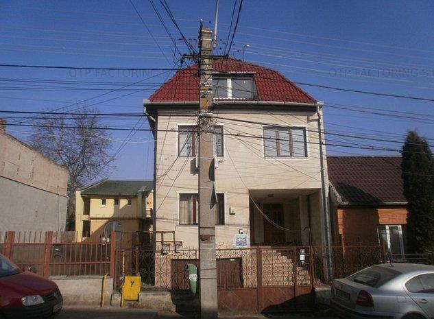 R00094 Casa cu teren Dambul Rotund Cluj Napoca Licitatie - imaginea 1