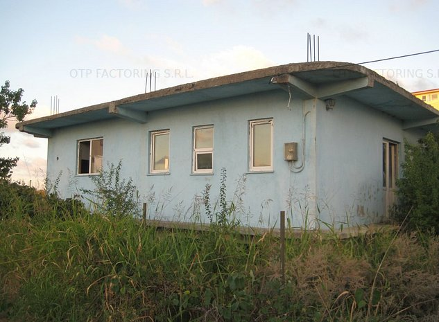 R01724 Casa cu teren in constructie Costinesti Licitatie - imaginea 1