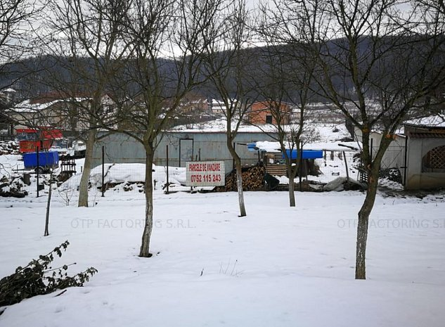 R0625 Teren 500 mp Str Wewern Sibiu (fara comision) - imaginea 1