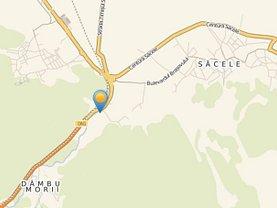 Licitaţie teren constructii, în Sacele, zona Sud-Vest