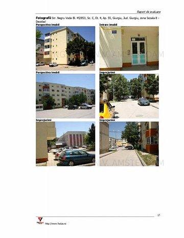 Apartament 3 camere, 68.07 mp - Giurgiu - imaginea 1