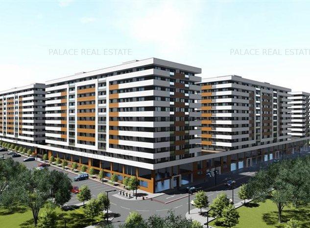Complex Rezidential Copou - Ap 1 cam, 49.8mp - imaginea 1