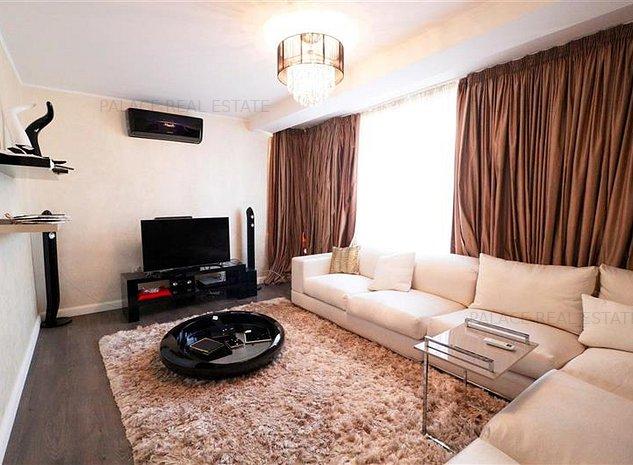 Apartament 2 camere, 62 mp + curte, finisaje lux, Targu Cucu - imaginea 1