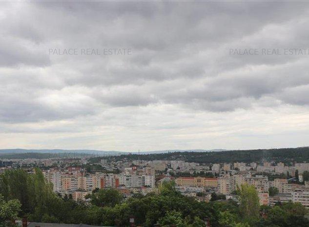 Penthouse 200mp, 4 cam, priveliste deosebita, Copou - Univ. Cuza - imaginea 1