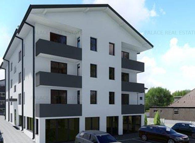 Apartament nou de vanzare, 1 camera ,35 MP, Pacurari - Rond Era - imaginea 1
