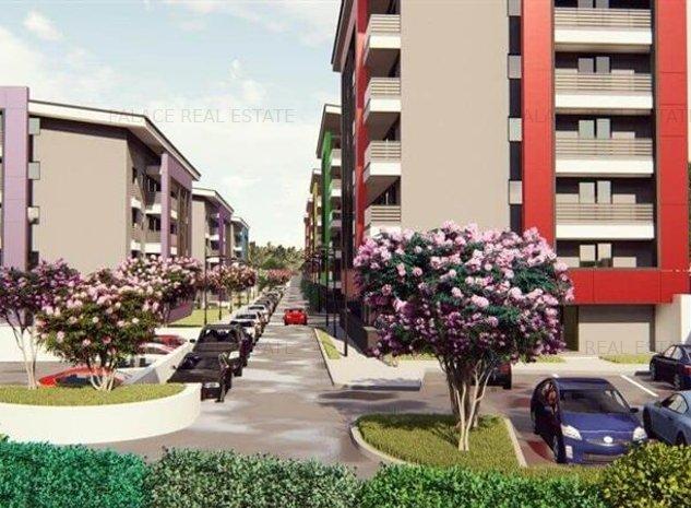 Direct Dezvoltator! Apartament 2 camere, 67 mp, Bloc Nou Pacurari - imaginea 1