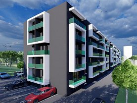 Apartament de vânzare 2 camere, în Iaşi, zona Vişani