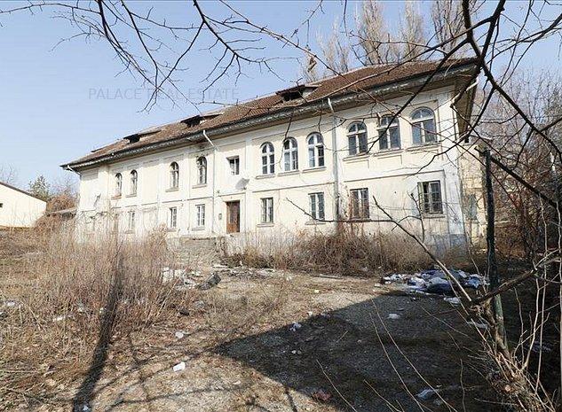 Casa istorica, 700 mp + 3200 mp teren, Tatarasi - Spital Pascanu - imaginea 1